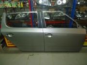 skoda fabia 1 кузовные детали,  крыша,  капот,  двери,  бампер